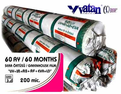 Пленка VATAN Plastik 65020060