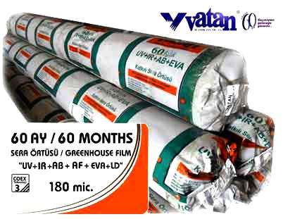 Пленка VATAN Plastik 1250150