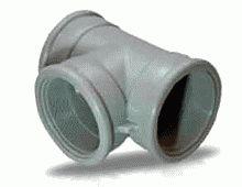 тройник пластиковый с внутренней резьбой Arangul